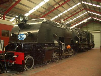 409 Locomotive