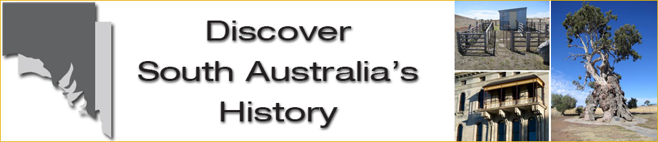 Discover SA History