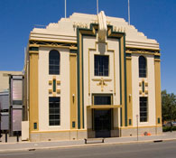 Former Hindmarsh Town Hall