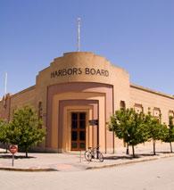 Harbours Board Building