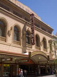 Regent Theatre Facade